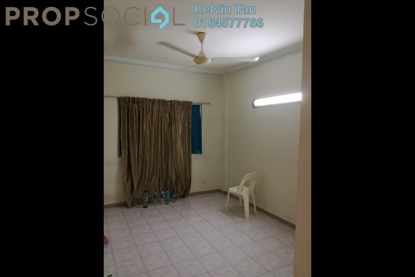 For Rent Apartment at The OceanView, Jelutong Freehold Semi Furnished 3R/2B 1.2k