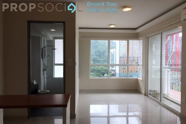 For Sale Condominium at Ritze Perdana 2, Damansara Perdana Freehold Semi Furnished 0R/1B 310k
