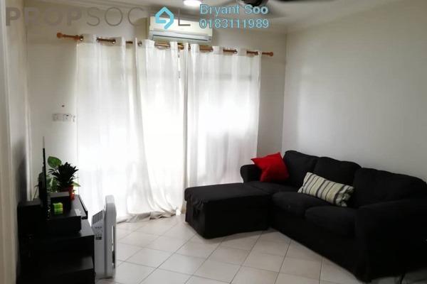 For Sale Condominium at Ritze Perdana 2, Damansara Perdana Freehold Semi Furnished 3R/2B 420k