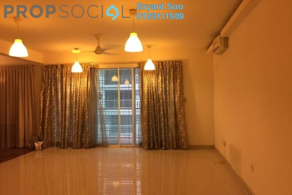 For Sale Condominium at Ritze Perdana 2, Damansara Perdana Freehold Semi Furnished 0R/1B 460k