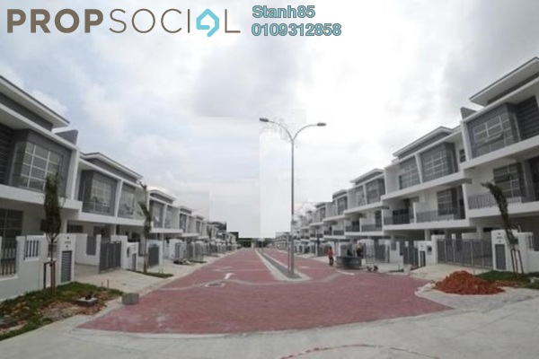 For Rent Terrace at Imperial Jade, Bandar Seri Alam Freehold Unfurnished 4R/3B 1.45k