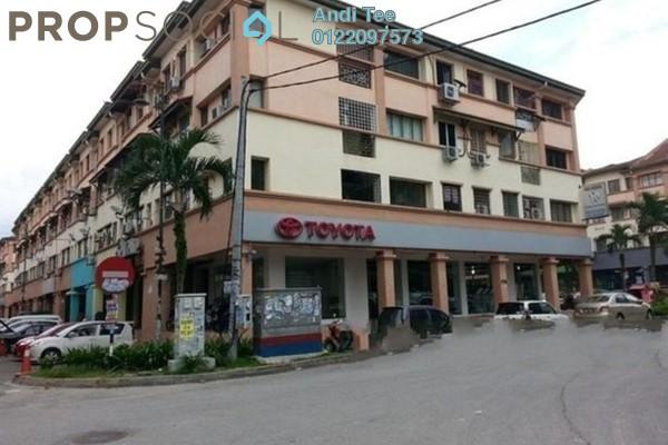 For Sale Apartment at Prima Damansara, Damansara Damai Freehold Unfurnished 3R/2B 170k