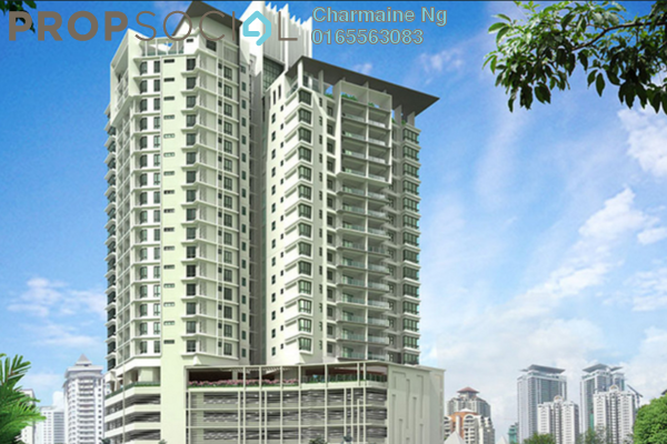 For Rent Condominium at Richmond, Mont Kiara Freehold Unfurnished 3R/2B 3.89k