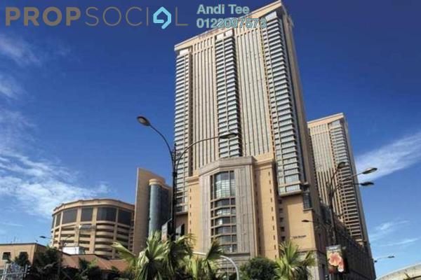 For Sale Condominium at Berjaya Times Square, Bukit Bintang Freehold Fully Furnished 1R/1B 730k