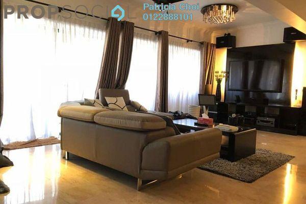 For Rent Condominium at Seri Raja Chulan, Bukit Ceylon Freehold Fully Furnished 3R/2B 5k