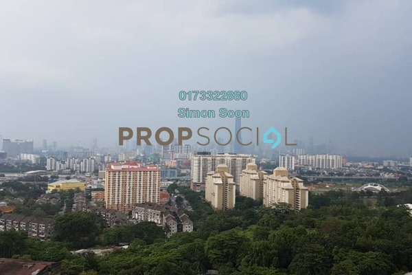 For Rent Condominium at Sky Vista Residensi, Cheras Freehold Semi Furnished 3R/2B 2k