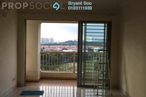 For Sale Condominium at Koi Tropika, Puchong Freehold Semi Furnished 3R/2B 330k