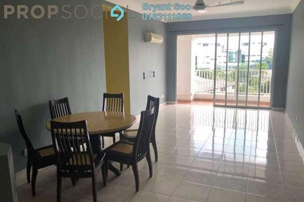 For Sale Condominium at Koi Tropika, Puchong Freehold Semi Furnished 3R/2B 395k