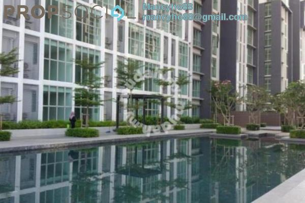 For Rent Condominium at 3Elements, Bandar Putra Permai Freehold Fully Furnished 0R/1B 1k