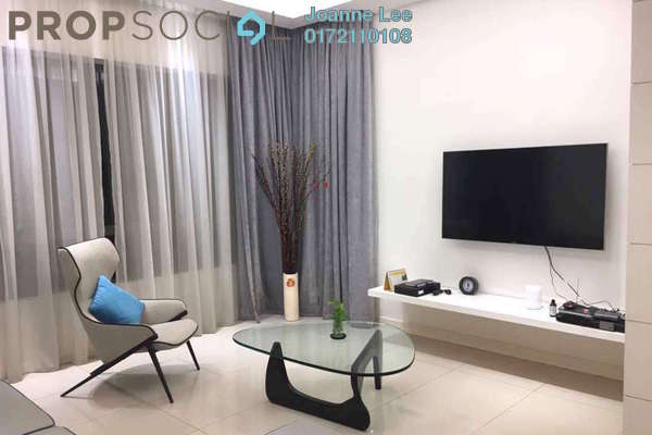 For Sale Condominium at Ara Hill, Ara Damansara Freehold Semi Furnished 3R/2B 1.1m