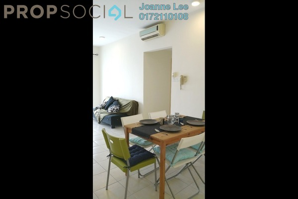 For Sale Condominium at Opal Damansara, Sunway Damansara Freehold Fully Furnished 3R/2B 670k