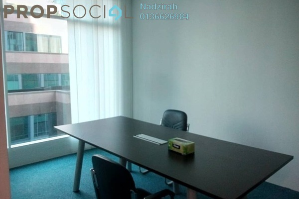 For Rent Office at Soho Suites, KLCC Freehold Semi Furnished 0R/0B 3.48k
