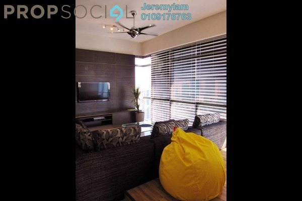 For Sale Condominium at Panorama, KLCC Freehold Fully Furnished 2R/2B 1.7m