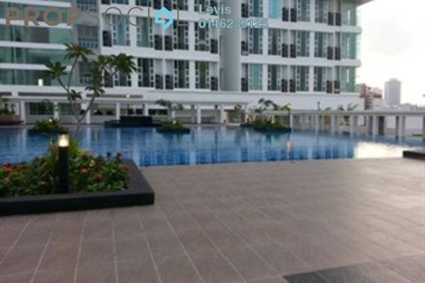 For Rent Condominium at The Scott Garden, Old Klang Road Freehold Semi Furnished 1R/2B 1.6k