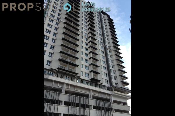 For Rent Condominium at Seri Puteri, Bandar Sri Permaisuri Freehold Semi Furnished 3R/3B 1.7k
