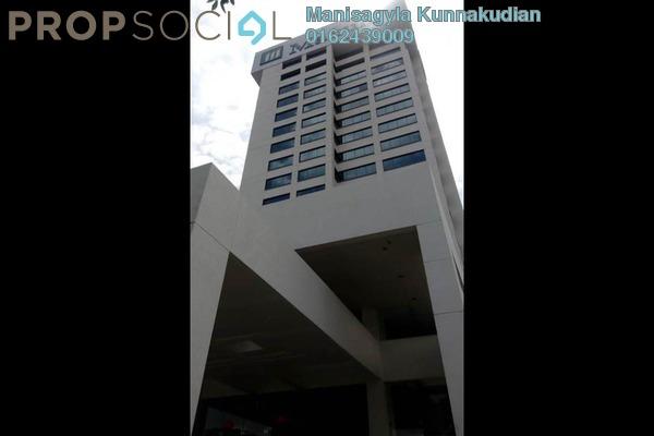 For Rent Office at Menara Manulife, Damansara Heights Freehold Unfurnished 0R/0B 54.4k