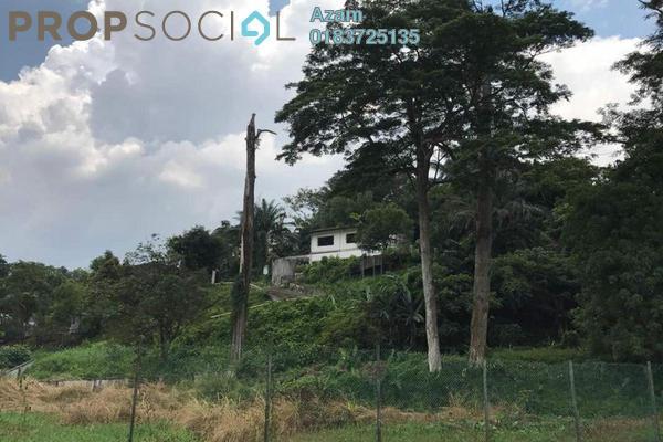For Sale Land at Bukit Tunku, Kenny Hills Freehold Unfurnished 1R/1B 10m