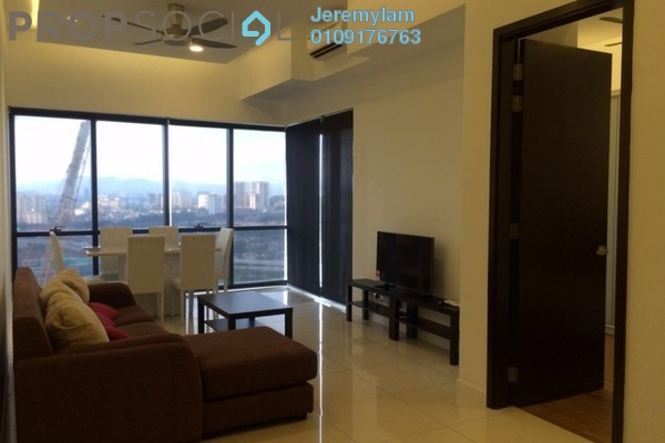 For Rent Condominium at The Elements, Ampang Hilir Freehold Fully Furnished 2R/2B 2.2k
