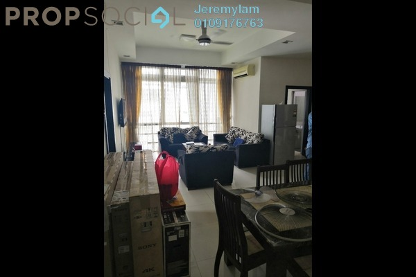 For Rent Condominium at One Residency, Bukit Ceylon Freehold Fully Furnished 3R/3B 3.2k