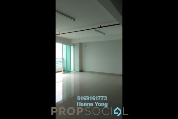 For Sale Office at Pacific Place, Ara Damansara Leasehold Semi Furnished 0R/1B 550k