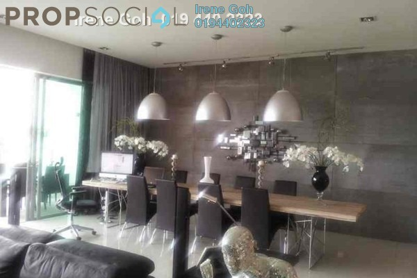 For Sale Condominium at Infinity, Tanjung Bungah Freehold Semi Furnished 4R/5B 3.9m