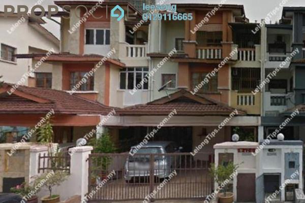 For Sale Terrace at USJ 1, UEP Subang Jaya Freehold Unfurnished 0R/0B 765k
