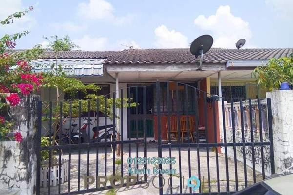 For Sale Terrace at Taman Desa Kenchana, Ipoh Leasehold Unfurnished 3R/1B 198k