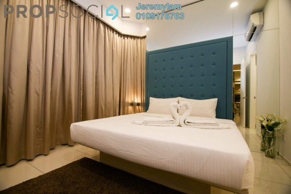 For Rent Condominium at The Robertson, Pudu Freehold Fully Furnished 1R/1B 2.7k