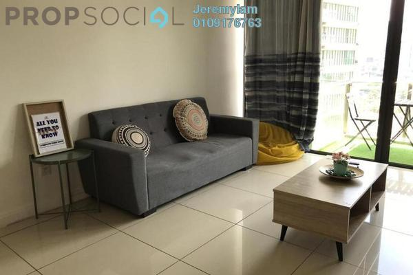 For Sale Condominium at Setia Sky Residences, KLCC Freehold Semi Furnished 3R/2B 1.08m