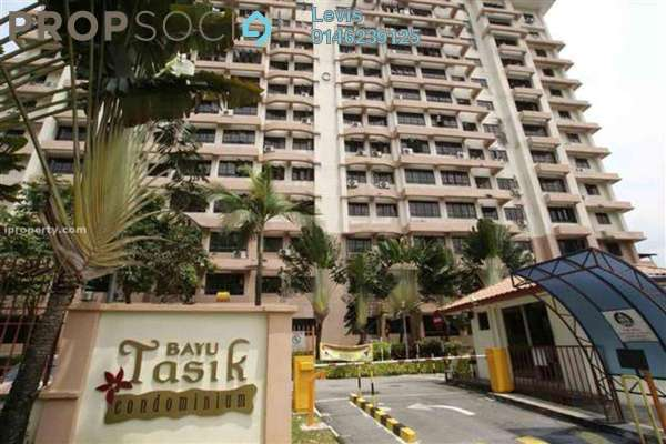 For Rent Condominium at Bayu Tasik 1, Bandar Sri Permaisuri Freehold Fully Furnished 3R/2B 1.5k