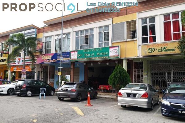 For Rent Shop at Taman Tun Perak, Cheras South Freehold Unfurnished 0R/1B 950translationmissing:en.pricing.unit