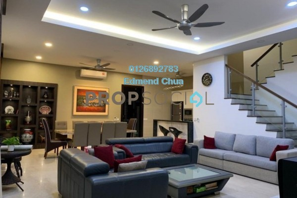 For Rent Bungalow at Tijani Ukay, Ukay Freehold Fully Furnished 5R/6B 10k