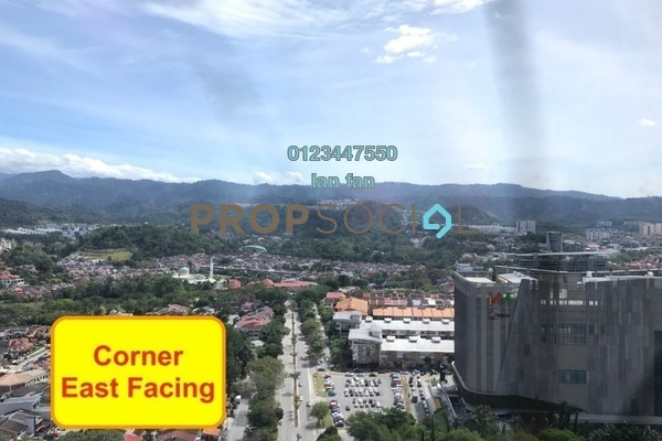 For Sale Serviced Residence at Serini, Melawati Freehold Unfurnished 1R/1B 479k