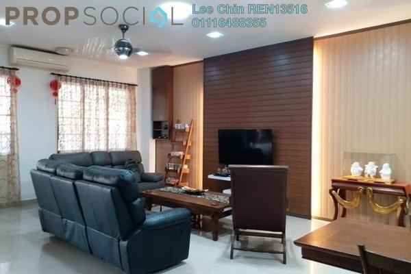 For Sale Semi-Detached at Capa Residency, Bandar Sungai Long Freehold Semi Furnished 5R/5B 1.42m