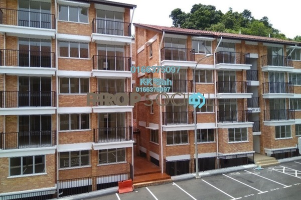 For Rent Apartment at Goodview Heights, Kajang Freehold Semi Furnished 3R/2B 850translationmissing:en.pricing.unit