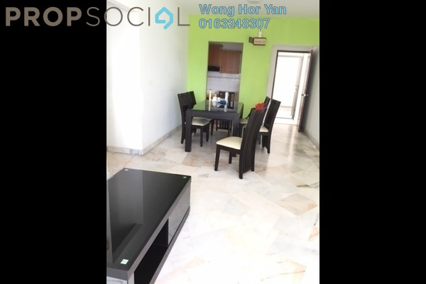 For Sale Apartment at Akasia Apartment, Pusat Bandar Puchong Freehold Semi Furnished 3R/2B 298k