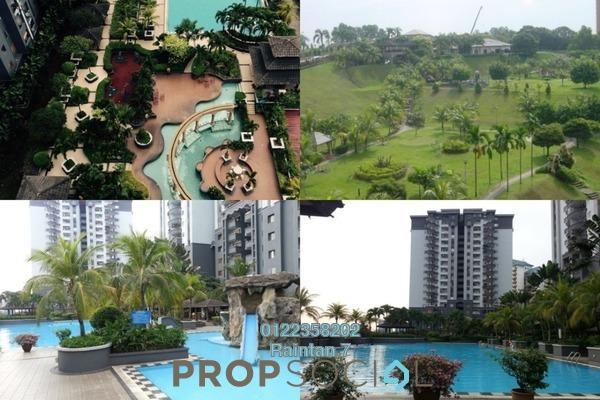 For Sale Condominium at Amadesa, Desa Petaling Freehold Semi Furnished 1R/2B 295k
