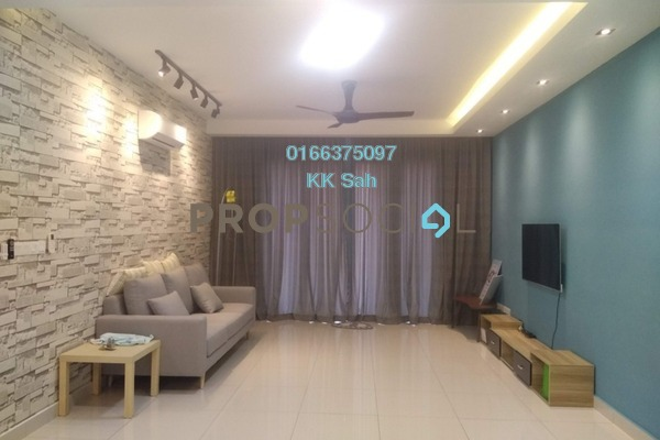 For Sale Serviced Residence at You Residences @ You City, Batu 9 Cheras Freehold Fully Furnished 4R/3B 749k