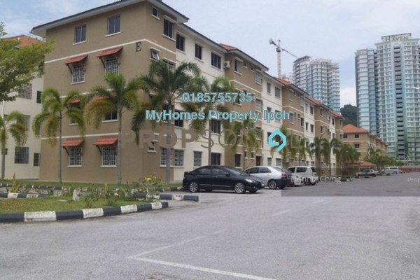 For Sale Apartment at The Haven, Tambun Freehold Fully Furnished 3R/2B 150k