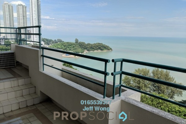 For Rent Condominium at Diamond Villa, Tanjung Bungah Freehold Fully Furnished 3R/4B 3k