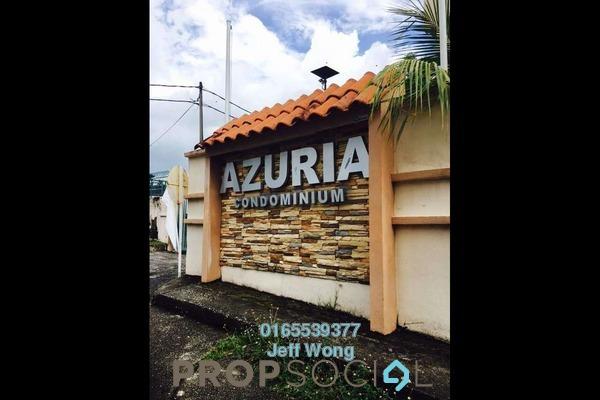 For Sale Condominium at Azuria, Tanjung Bungah Freehold Semi Furnished 3R/2B 350k