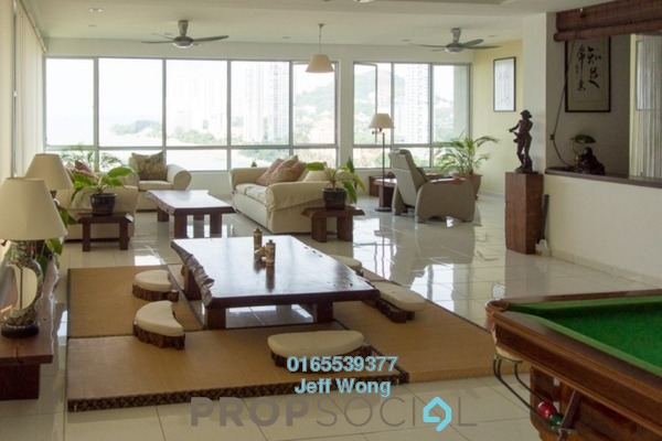 For Sale Condominium at The Waterfront, Tanjung Bungah Freehold Fully Furnished 4R/5B 1.4m