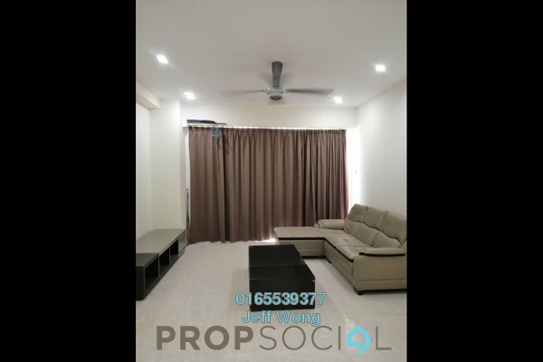 For Rent Condominium at Coastal Towers, Tanjung Bungah Freehold Fully Furnished 3R/2B 1.9k