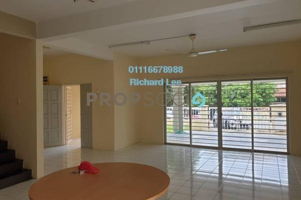 For Rent Semi-Detached at Taman Puncak Jalil, Bandar Putra Permai Freehold Semi Furnished 4R/3B 1.7k