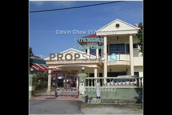 For Sale Semi-Detached at Seksyen 9, Bandar Baru Bangi Leasehold Unfurnished 5R/4B 1.2m