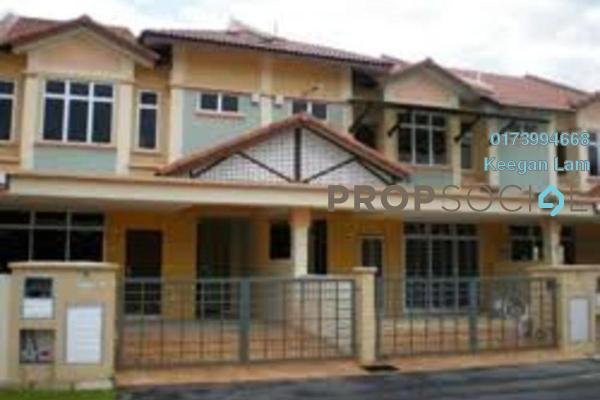 For Sale Terrace at Tiara Putra, Bukit Rahman Putra Freehold Fully Furnished 4R/3B 718k