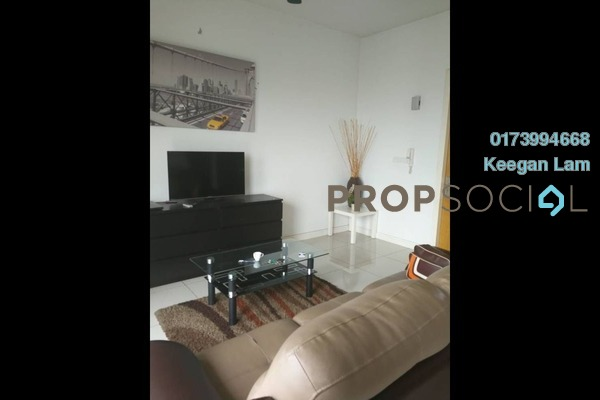 For Sale Serviced Residence at Setia Sky Residences, KLCC Freehold Fully Furnished 2R/3B 900k