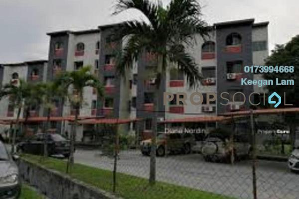 For Sale Apartment at Desa 288, Ampang Freehold Unfurnished 3R/2B 290k