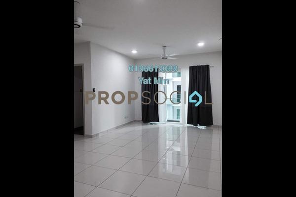 For Sale Condominium at Glomac Damansara Residences, TTDI Freehold Semi Furnished 3R/2B 865k