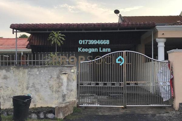 For Sale Terrace at Taman Ehsan, Kepong Freehold Unfurnished 3R/1B 560k